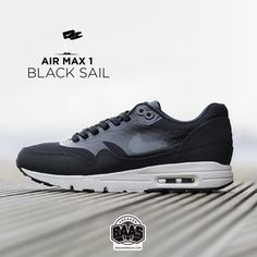 "#nike #air #one #blacksail #sneakerbaas #baasbovenbaas  Nike Air Max Essential Ultra 1 ""Black Sail"" - Available online, priced at €134,99  For more info about your order please send an e-mail to webshop #sneakerbaas.com!"