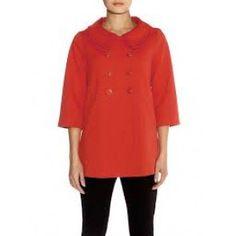 Darling - Myleene Coat Vintage Looks, Brand Identity, Spring Summer, Summer 2014, Vintage Inspired, Feminine, Vogue, Tunic Tops, Coat