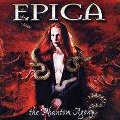 Epica (NL) The Phantom Agony (CD Album)- Spirit of Metal Webzine (fr)
