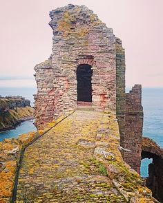 Tantallon Castle (North Berwick), Scotland