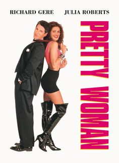 Pretty Woman is a Romantic Comedy featuring Richard Gere as Edward Lewis and Julia Roberts as Vivian Ward. Description from anamikas.hubpages.com. I searched for this on bing.com/images
