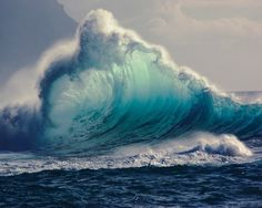 Emerald Wave, Hawaii