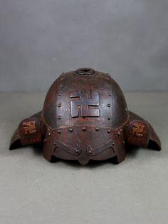 古頭形兜 甲冑 鎧 武具 具足 兜 胴_画像1