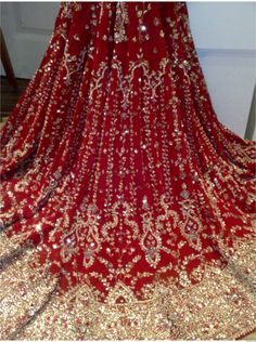 In modern times Ghagra choli or Bridal modern lenghas are foreign Indian clothing with embroidery using stones, kundan, zari, crystals, kori, resham, mirrors, sequins and sometimes real gold threads