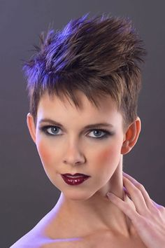 Short Haircuts for Women 2021-2022 Short Hair Cuts For Women, Short Hairstyles For Women, Short Hair Styles, Pixie Hairstyles, Pixie Haircut, White Blonde, Best Short Haircuts, One Hair, Grow Out