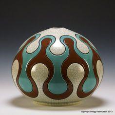 Greg Rasmusson  #ceramics #pottery
