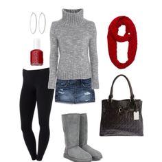 Polyvore outfit I like