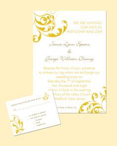 wedding invitations | Wedding Invitations at Uniquely U Designs