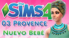 Los Sims 4 / URBANITAS / 03 PROVENCE / NUEVO BEBÉ ♥tesasims♥