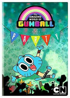 Amazing World Of Gumball!.