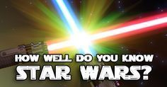 How Well Do You Know Star Wars? | Quiz Social. %!