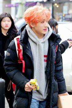 Jinjin Astro, Astro Wallpaper, Lee Dong Min, Astro Boy, Kpop Guys, Mingyu, Canada Goose Jackets, Handsome, Winter Jackets