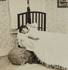 7 Truly Terrifying 1920s Photos Of The Boogeyman