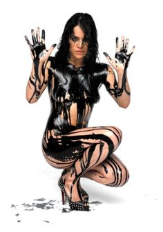 In honor of meeting Michelle Rodriguez today at Comicpalooza Houston, TX!