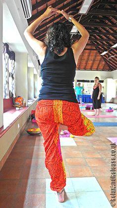 Yoga retreat holiday at Cherai Beach, Kerala, Cochin, India with Scaravelli inspired yoga teacher Catherine Annis 2017 .... #cheraibeach #yogaretreat #kerala #india #yogaholiday #yogaabroad #yogagetaway
