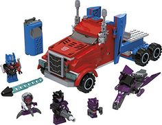 Transformers: Robots in Disguise - Kre-O - Optimus Prime Beast Blaster Transformer Construction, Robot Series, Sonic Party, Transformers Optimus Prime, Lego Moc, Gifts For Boys, Boy Gifts, Toy Store, Legos