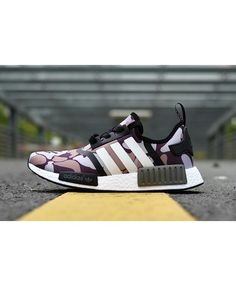 san francisco 92491 bf096 sale shoes adidas nmd new camouflage main purple uk store sale