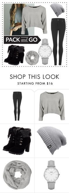 """Summer to Fall outfit"" by shinepage ❤ liked on Polyvore featuring Cheap Monday, The North Face, John Lewis and Topshop"