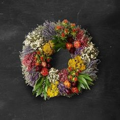 This colorful collection of thyme, sage, and other botanicals proves herbs can be just as beautiful as traditional blooms. ($52, williams-sonoma.com)