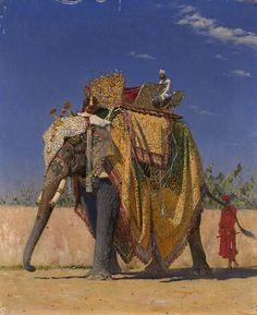 Royal Elephant: Vasily Vereshchagin