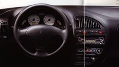 https://flic.kr/p/G7BXoe | Citroen Saxo interior; 1999, 2000, 2002_3 | car brochure by worldtravellib World Travel library