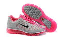 purchase cheap 577b4 a15c1 Womens Nike Air Max 2011 Pink Grey Black Sneakers, Pink Sneakers For Womens  Pink Shoes