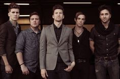 Anberlin! Love this band