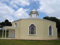 Igreja Ucraniana de Faxinal da Boa Vista, em Guarapuava