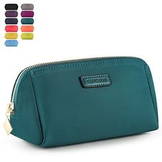 Cosmetic Pouch, Spa Day, Zip Around Wallet, Turquoise, Cosmetics, Amazon, Makeup, Bags, Handbags
