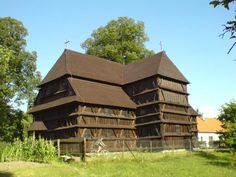 Artikulárny kostol v Hronseku