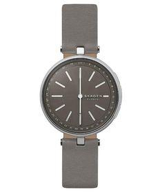 45ff329cba7e 15 relojes minimalistas para ir a la moda sin excesos - Skagen