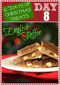 Twelve Days of Christmas Treats - Favorite Family Recipes