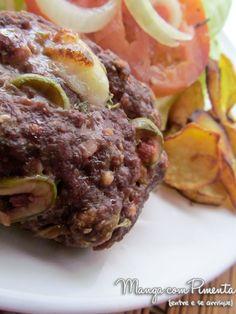 Hambúrguer de Forno