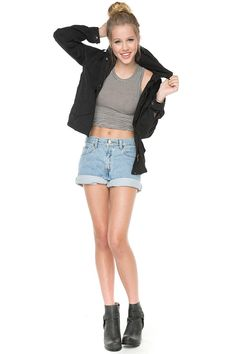 Brandy ♥ Melville | Hailey Jacket - Just In