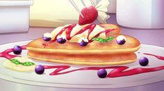 Image via We Heart It [animated] #anime #food #yummy
