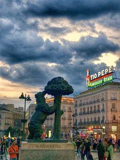 Puerta del Sol (Madr