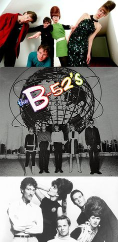 The B-52's  Saw them in concert twice. Which was one too many times :(