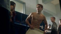 Archie kjapa CW Riverdale