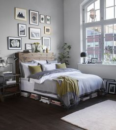 Chicdeco Blog |   A Brooklyn Inspired Bedroom And Bathroom