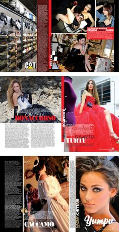 BELLE:SCOPERTE - Magazine with 3 pages: