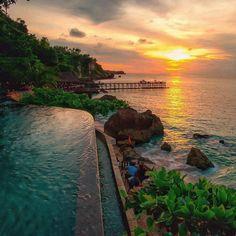 Okyanuslar kadar huzurlu bir hafta sonu dileriz! #world #holiday #journey #ocean #peaceful #nature #happyweekends #welcometatil #welcometourstravel
