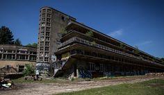 Sanatorium d'Aincourt - Project Mayhem
