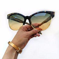 e21de33678 Fashion Women Semi-rimless Cat Eye Sunglasses Vintage Snakeskin Pattern  Legs Nail Decration Brand Designer Coating UV400