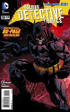 Detective Comics #19 - The 900; Birth of a Family; Birdwatching; War Council; Through a Blue Lens (Issue)