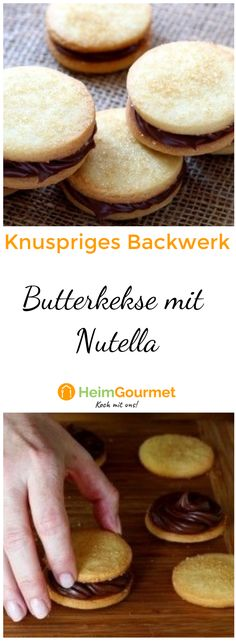Ein super einfaches und schnelles Rezept für alle Keksliebhaber!