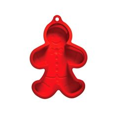 Red Gingerman Mould –