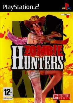 Playstation, Zombie Hunter, Video Game Console, Game Art, Videogames, Legends, Gaming, Manga, Consoles