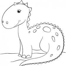 19 Best Dinosaurs Images Animal Coloring Pages Coloring Pages For