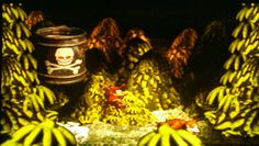 Donkey Kong Country, Painting, Painting Art, Paintings, Painted Canvas, Drawings