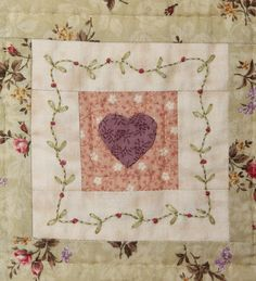 Garden of Dreams Block of the Month Quilt Pattern Set